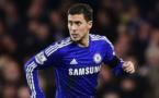 Foot : Eden Hazard désigné meilleur joueur belge de l'année évoluant à l'étranger