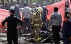 Iran: 66 morts dans le crash d'un avion de ligne