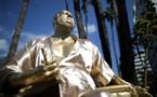 Une statue dénonçant Weinstein dévoilée à Hollywood
