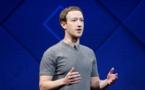 Facebook: Zuckerberg s'entretiendra lundi avec des parlementaires