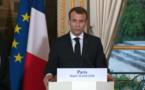 """La France frappe les """"capacités chimiques"""" de la Syrie"""