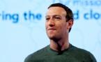Zuckerberg s'expliquera en personne au Parlement européen