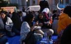 New York: Iftar collectif en soutien aux migrants