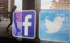 L'UE s'impatiente et menace Facebook et Twitter de sanctions