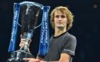 """Masters - """"Zverev nouveau roi du tennis"""" pour les médias allemands"""