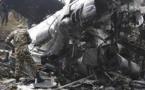 Iran: Le bilan du crash d'un avion-cargo kirghize s'élève à 16 morts