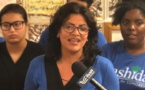 Rashida Tlaib : Trump est la cause du discours islamophobe aux Etats-Unis
