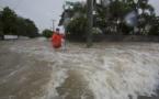 Australie : Crocodiles et serpents dans les rues de Townsville à cause des inondations