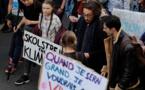 Greta Thunberg porte à Paris la grève des étudiants pour le climat