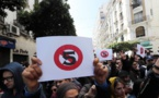 Les étudiants algériens rejoignent la protestation contre un cinquième mandat de Bouteflika