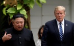 Le 2e sommet entre Trump et Kim Jong Un se conclut sans accord
