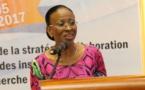 Ramata Ly-Bakayoko, première Ivoirienne à l'Académie des sciences d'outre-mer de Paris