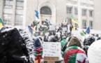 Canada: Manifestation à Montréal contre le 5e mandat de Bouteflika