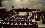 Israël: auto-dissolution de la Knesset, prochaines élections le 17 septembre