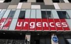 France: Nouvelle journée d'action des urgences hospitalières