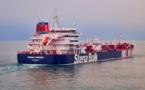 Le pétrolier britannique impliqué dans un incident en mer avant d'être saisi, dit Téhéran