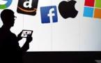 Facebook, Google, Amazon: les géants des données sur la sellette (REPERES)