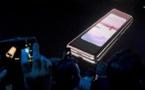 Le smartphone pliable de Samsung sortira finalement en septembre
