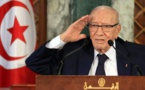 Tunisie : La dépouille de Caïd Essebsi transférée vers son domicile