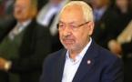 Tunisie/Législatives : Ghannouchi dépose sa candidature