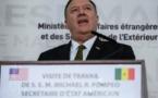 """Pompeo : Les USA feront """"ce qu'il faut"""" au sujet de la réduction ou non de leur présence militaire en Afrique"""
