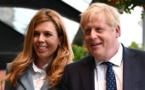 Londres : La fiancée de Boris Johnson donne naissance à un garçon