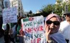 """Grande manifestation en Kabylie pour soutenir des détenus du """"Hirak"""""""