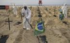 Brésil : la Covid-19 fait plus de 63 000 morts