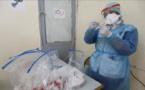 Égypte : 100 médecins ont perdu la vie face au coronavirus
