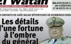 Algérie: un journal sanctionné pour une enquête sur les enfants de l'ex-chef de l'armée