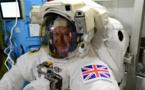 L'astronaute britannique Tim Peake court un marathon dans l'espace